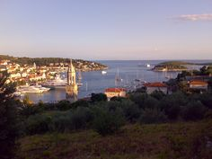 Harbour of Hvar from the castle! Castle, Beautiful Places, Nice Asses, Castles