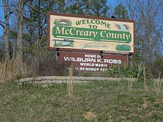 stearns kentucky history | Welcome to McCreary County