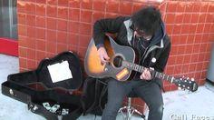 Street Guitar Player Makes $40.00 Every Hour! http://youtu.be/92ZsNjDMD2o