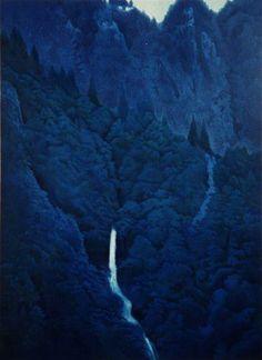 東山 魁夷  Higashiyama Kaii(1908-1999)  http://www.pinterest.com/scipdd/art_kaii-higashiyama/