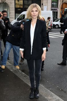 Clémence = cool and chic