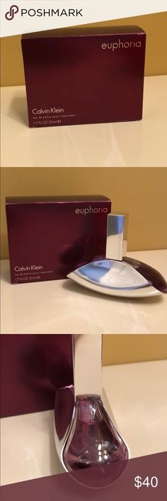 Calvin Klein Euphoria perfume Completely unused Calvin Klein perfume Calvin Klein Other