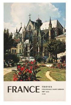 France. Sanctuaires & pèlerinages. Troyes. Collegiale Saint-Urbain | Centre de documentation des musées - Les Arts Décoratifs