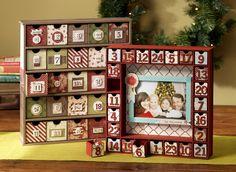 Craft Warehouse Blog - advent calendar tutorial