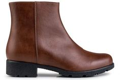 Great looking vegan ankle boot with a top quality hardwearing non slip sole. Very comfortable. Take a look! Vegan Boots, Brown Ankle Boots, Chelsea Boots, Take That, Winter, Products, Fashion, Get Tan, Snow