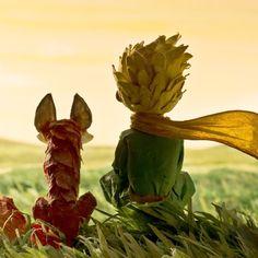 Le Petit Prince stop motion animation The Little Prince Movie, Little Prince Quotes, Little Princess, Kung Fu Panda, Stop Motion, Lily Allen, Le Petit Prince Film, Em Breve Nos Cinemas, Somewhere Only We Know