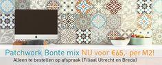 Portugese tegels, Cementtegels, Zelliges, Azulejos en Mozaïek!
