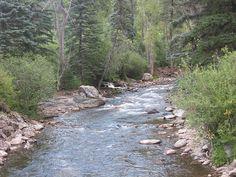 Pecos River / Glorietta, NM