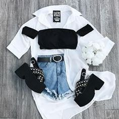 Cute Comfy Outfits, Cute Fall Outfits, Pretty Outfits, Cool Outfits, Casual Outfits, New Look Clothes, Clothes For Women, Look Fashion, Fashion Outfits