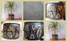 Dagny og Finn Hald Pottery Marks, Scandinavian, Planter Pots