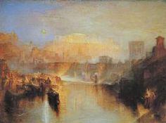 William Turner - Le Rome ancien