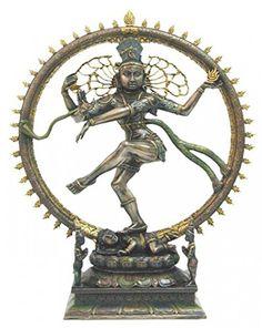 Indischer Gott des Tanzes Shiva Hinduismus Figur Indien U... https://www.amazon.de/dp/B015VGZ2QY/ref=cm_sw_r_pi_dp_x_AKz-xb8PFRJQE