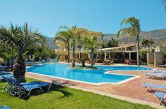 Parthenis Palace, Malia, Crete. Awesome holiday!