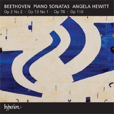 [알라딘][수입] 베토벤 : 피아노 소나타 5집 (2번 Op. 2-2, 5번 Op. 10-1, 24번 Op. 78, 31번 Op. 110)