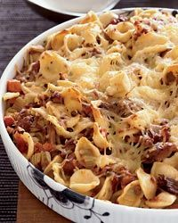 Baked Orecchiette with Pork Sugo  - Favorite Best New Chef Recipes