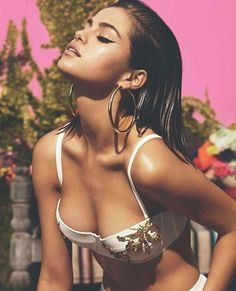 Selena Gomez for Vogue US April 2017