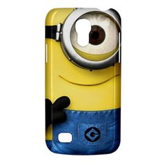 Despicable Me Minions Samsung Galaxy S4 I9500 Hardshell Case | bestiphone5caseshop - Accessories on ArtFire