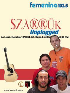 Vodka Danzka presenta Szarruk Unplugged