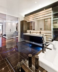 Armoires de cuisine Tendances Concept | Vanité de salle de bain