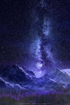 "lifeisverybeautiful: "" ~ In the land of Stars ~ by Jasna Matz """