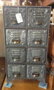 £69.00 Small industrial Filing Cabinet.