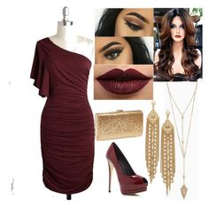 """Untitled #135"" by kbrozyna on Polyvore featuring Natasha Couture, LASplash, Capwell + Co and Giuseppe Zanotti"