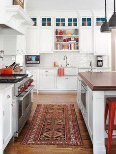 9 Simple Kitchen Upgrades : Rooms : HGTV