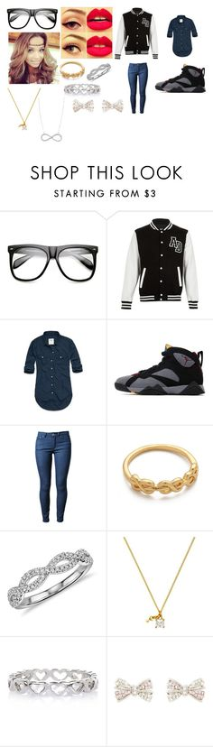 """""""F*ck you boys I`m out clubing"""" by london-chinababy457 ❤ liked on Polyvore featuring INDIE HAIR, Art Disco, Abercrombie & Fitch, NIKE, Acne Studios, Gorjana, Blue Nile, Juicy Couture, River Island and Forever New"""