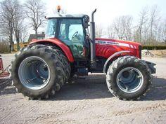 Massey Ferguson traktorer