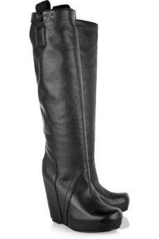Wish I could afford a pair of Rick Owens Smedges.. Style at it's best