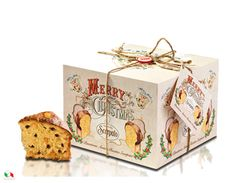 Package Panettone Scarpafo