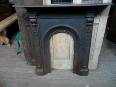 Fireplace surrounds and Victorian