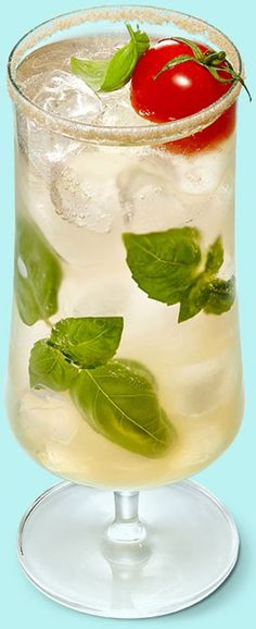 "Maple Sweet Basil--For the adventurous. Take @purecanadamaple's quiz and they'll recommend which of their new summertime ‪#‎cocktail recipes fit perfectly with your mood!"" #ilovemaple  #maple #sponsored"