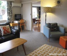Taubmans Grey Comfort Half Strength Interiors