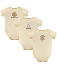 Touched by Nature Yellow Aww Shucks Organic Cotton Bodysuit Set - Newborn & Infant Give Peas A Chance, Baby Vision, Baby Skin, Mom And Baby, Baby Girls, New Baby Gifts, Baby Clothes Shops, Simple Dresses, Trendy Plus Size