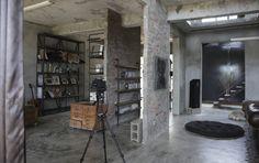 「專訪」水泥古堡風 - 藝術家 羅展鵬的家 - DECOmyplace