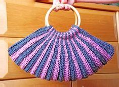 Sommerliche Tasche Häkeln Einfache Anleitung Pinterest Tasche