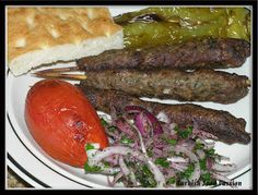 Turkish Food Passion: Adana Kebab (Adana Kebabı)