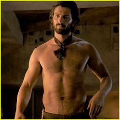 michiel huisman as Daisuke the body guard of Keena. Upon her return to Aeston he decides to stay with her and leaves Moslor.
