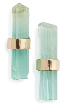 Melissa Joy Manning Semiprecious Stone Earrings available at #Nordstrom