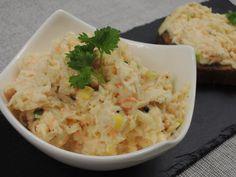 Celerová pomazánka Grains, Rice, Food, Lemon, Essen, Meals, Seeds, Yemek, Laughter