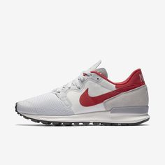 62ea6fef6ebe Nike Air Berwuda Men s Shoe  Pure Platinum Ivory Wolf Grey Action Red