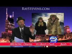 """Ray Stevens: """"The Global Warming Song"""" - Laugh Right"""