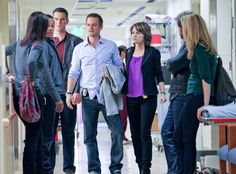 I love CSI:NY. Fingers crossed it gets renewed for another season.