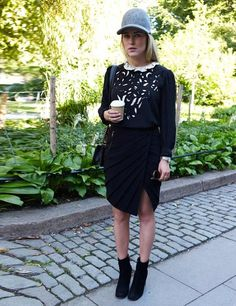 Stockholm Fashion Week Street Style | ELLE UK