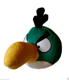 Angry Birds 5 Inch Teal  Plush - Toucan With Sound  - Officially Licensed -  3+ #CommonwealthToys - $11.99 - June 19, 2014 - #FreeShipping