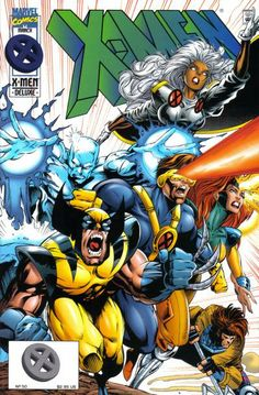 X-Men # 50 (Variant) by Andy Kubert & Cam Smith