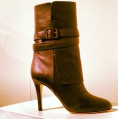 Can't get enough of this Jimmy Choo boot. You've really got to see this leather in person to fully appreciate its beauty.  Call to reserve your size! 601-981-4621  #MaisonWeiss #Shoes #boots #fall2013 #jimmychoo