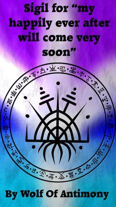 "Sigil as ucht ""go han-luath tar éis an ama a thiocfaidh sé go luath"" Iarraidh ar … Wiccan Symbols, Magic Symbols, Viking Symbols, Wiccan Spell Book, Witch Spell, Magick Spells, Witchcraft, Chakras, Sigil Magic"