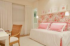 Decoração de quartos de meninas românticas e delicadas